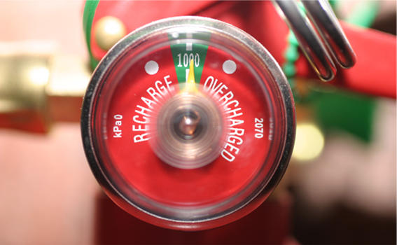 Industrial Fire & Safety Equipment - Fire Extinguisher - Fire Services